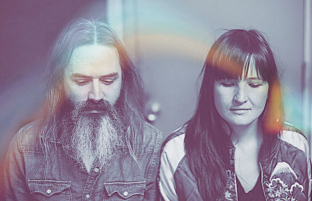 As a few people correctly guessed from the clues we provided yesterday, psychedelic outfit Moon Duo is returning to New Zealand for two shows in November. The  San Fran act, which is comprised of Wooden Shjips guitarist Ripley Johnson alongside... <span class='readMoreLink'><a href='/news/10112/Moon-Duo-Announce-Two-New-Zealand-Shows.utr'>&mdash;more</a></span>