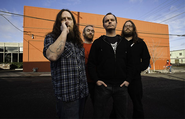 Sludge rockers Red Fang are set for their first ever New Zealand tour in May. The Portland four-piece will be in the country for two performances off the back of an Australian tour, which follows the success of their third album Whales and Leeches... <a href='/news/9366/Red-Fang-Announce-Two-New-Zealand-Shows.utr'>more</a>