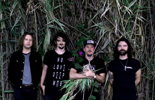 A self-directed video has been unveiled by Auckland four-piece Sunken Seas as they near the release date for sophomore album Glass. The claustrophobic clip for 'Clear' was filmed in singer Ryan Harte's studio, which according to the band was permeated... <span class='readMoreLink'><a href='/news/10143/Video-Sunken-Seas---Clear-UTR-Premiere.utr'>&mdash;more</a></span>