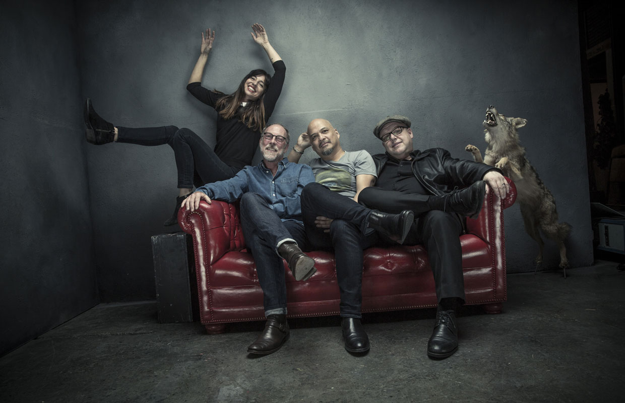 Iconic alt-rock outfit the Pixies have announced three New Zealand dates for next March. The Boston-formed band are returning to these shores for the first time since their 20th anniversary shows in 2010, but this run will see original members Black... <span class='readMoreLink'><a href='/news/11939/Pixies-Returning-To-New-Zealand-For-Three-Shows-In-March.utr'>&mdash;more</a></span>
