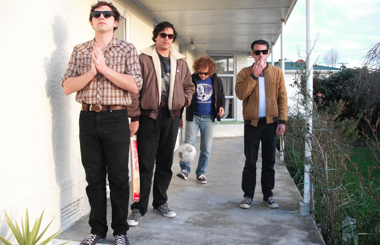 Globally-divided rock 'n' rollers The Situations are lifting the lid on brilliant new single 'Island Fever'. The single, which bears a certain Clash-esque quality, is being released as part of a special 7-inch pressing with another new cut called 'You... <span class='readMoreLink'><a href='/news/12929/Premiere-The-Situations-Share-New-Single-Island-Fever.utr'>&mdash;more</a></span>