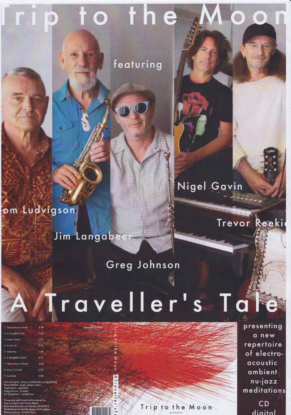 Trip To The Moon  With Tom Ludvigson, Trevor Reekie, Nigel Gavin, Jim Langabeer