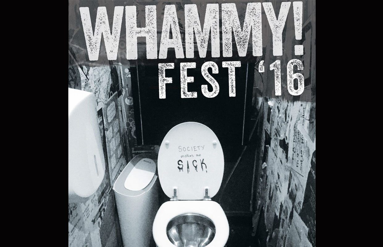 With eight more sleeps to go until the second annual WhammyFest, the proprietors of the notorious dive bar have revealed the jam-packed line-up. The one-night event will bring together the cream of Auckland's underground talent, as well as playing host... <span class='readMoreLink'><a href='/news/11766/WhammyFest-16-Full-Line-Up-Revealed.utr'>&mdash;more</a></span>