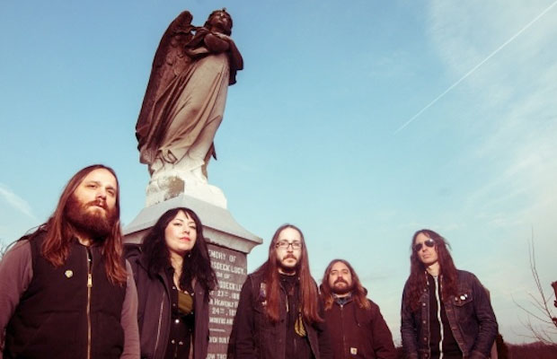 Richmond, Virginia, doom metal band Windhand are heading our way in early October, playing dates in Auckland, Wellington, Christchurch, and Dunedin with homegrown riff-worshippers Beastwars. Windhand�s sophomore album, Soma, was released by label Relapse... <a href='/news/8791/Interview-Windhand.utr'>more</a>