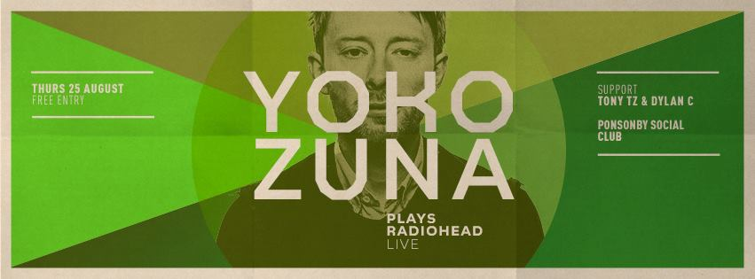 Yoko-Zuna Plays Radiohead Live
