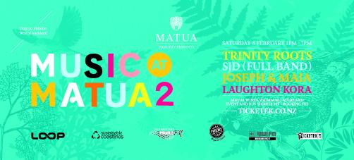 Music At Matua