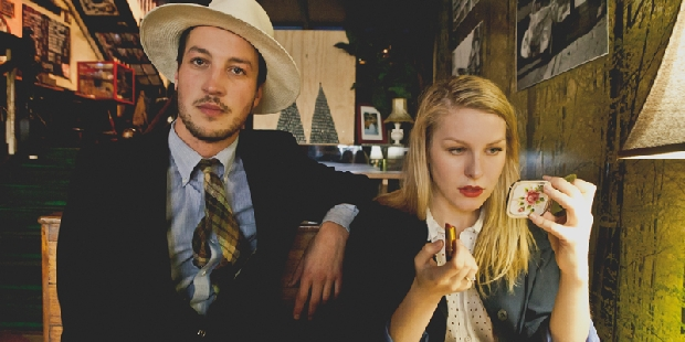 Marlon Williams with Melody Pool