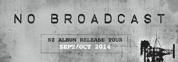 No Broadcast Album Release Tour