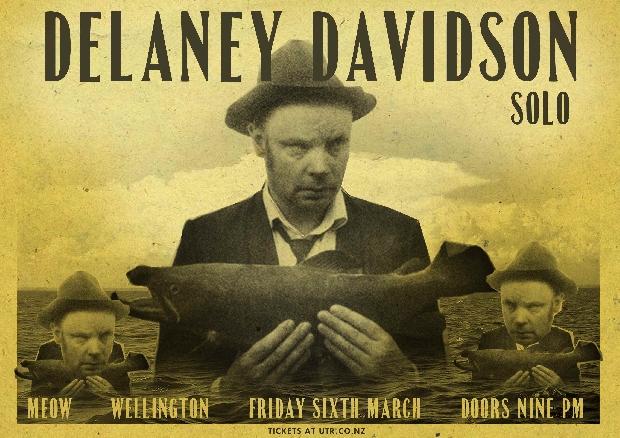 Delaney Davidson