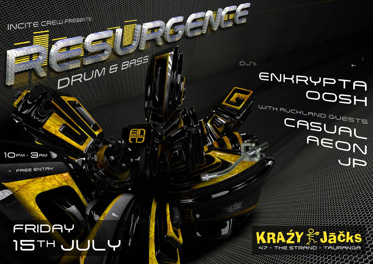 Resurgence Drum And Bass