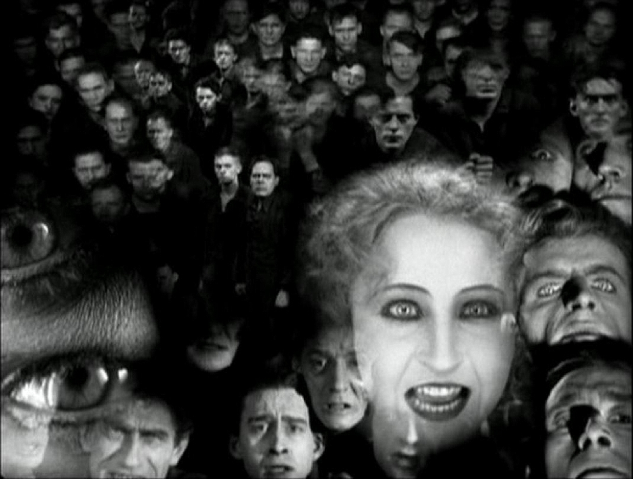 Film Screening 'Metropolis' With Live Soundtrack By Zembla