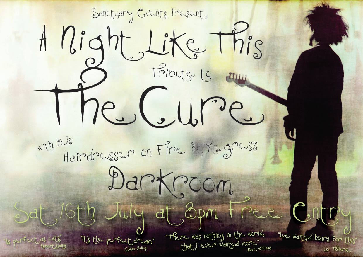 A Night Like This: A Tribute To The Cure