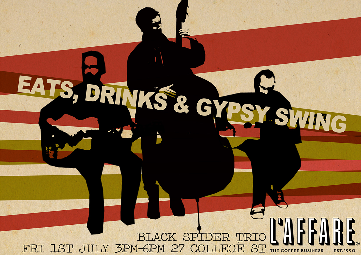 Eats, Drinks And Gypsy Swing