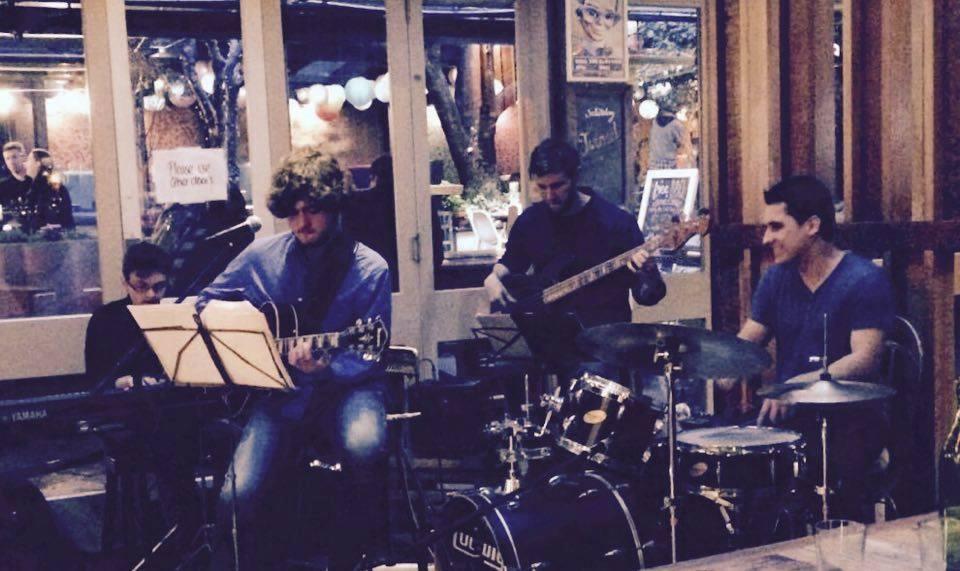 Jon Veitch Quartet