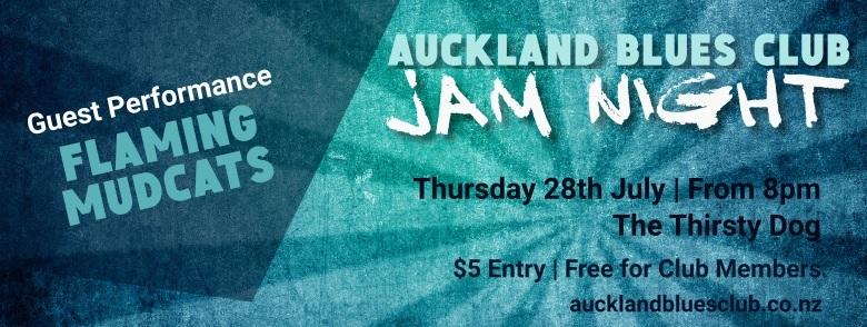 Flaming Mudcats And Abc Jam Night