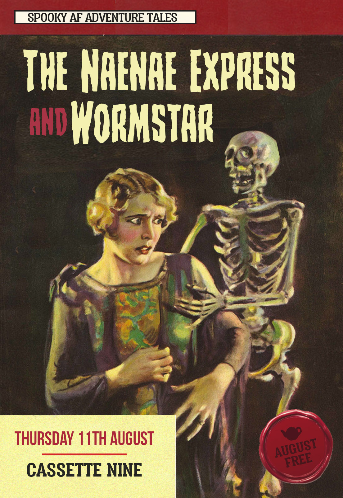 The Naenae Express And Wormstar