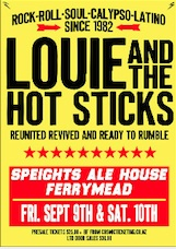 Louie And The Hotsticks