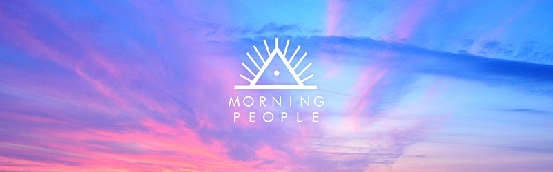 Morning People Featuring Dj Jamie Newman