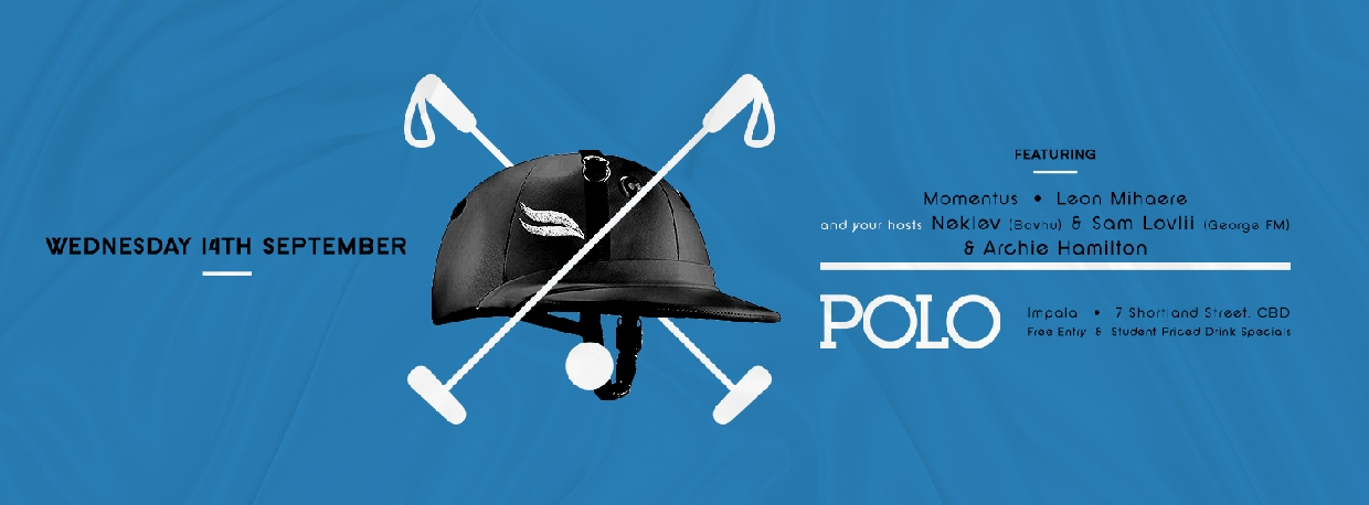Polo Wednesdays Feat Momentus And Knoxbeats
