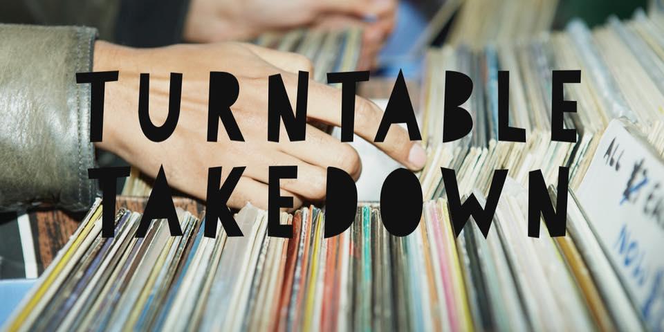 Turntable Takedown