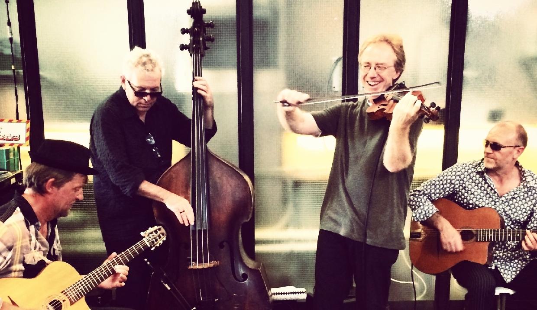 Sunday Jazz With Club Manouche And DJ Murray Cammick