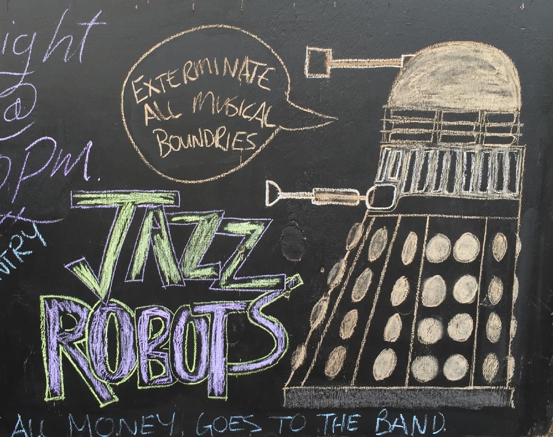 Jazz Robots