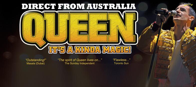 Queen It's A Kinda Magic
