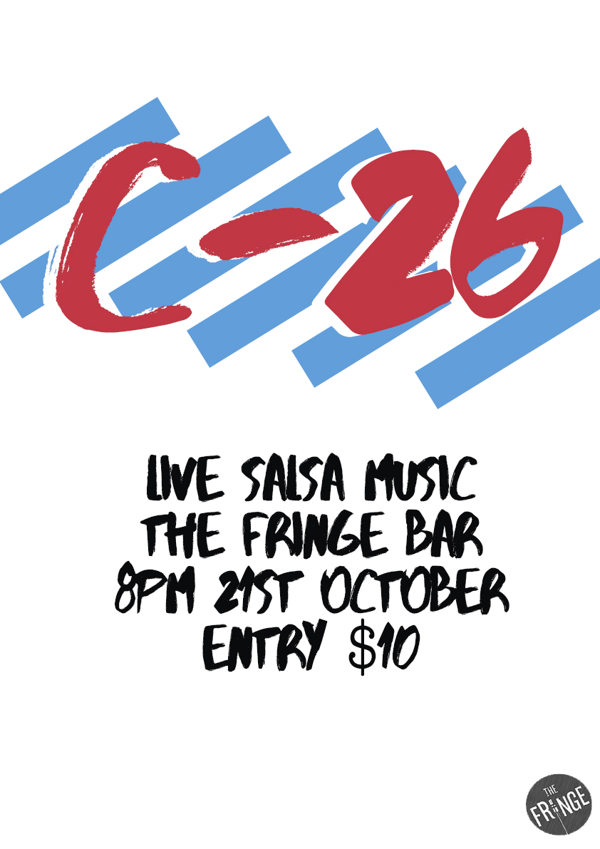 Live Salsa Music with C-26