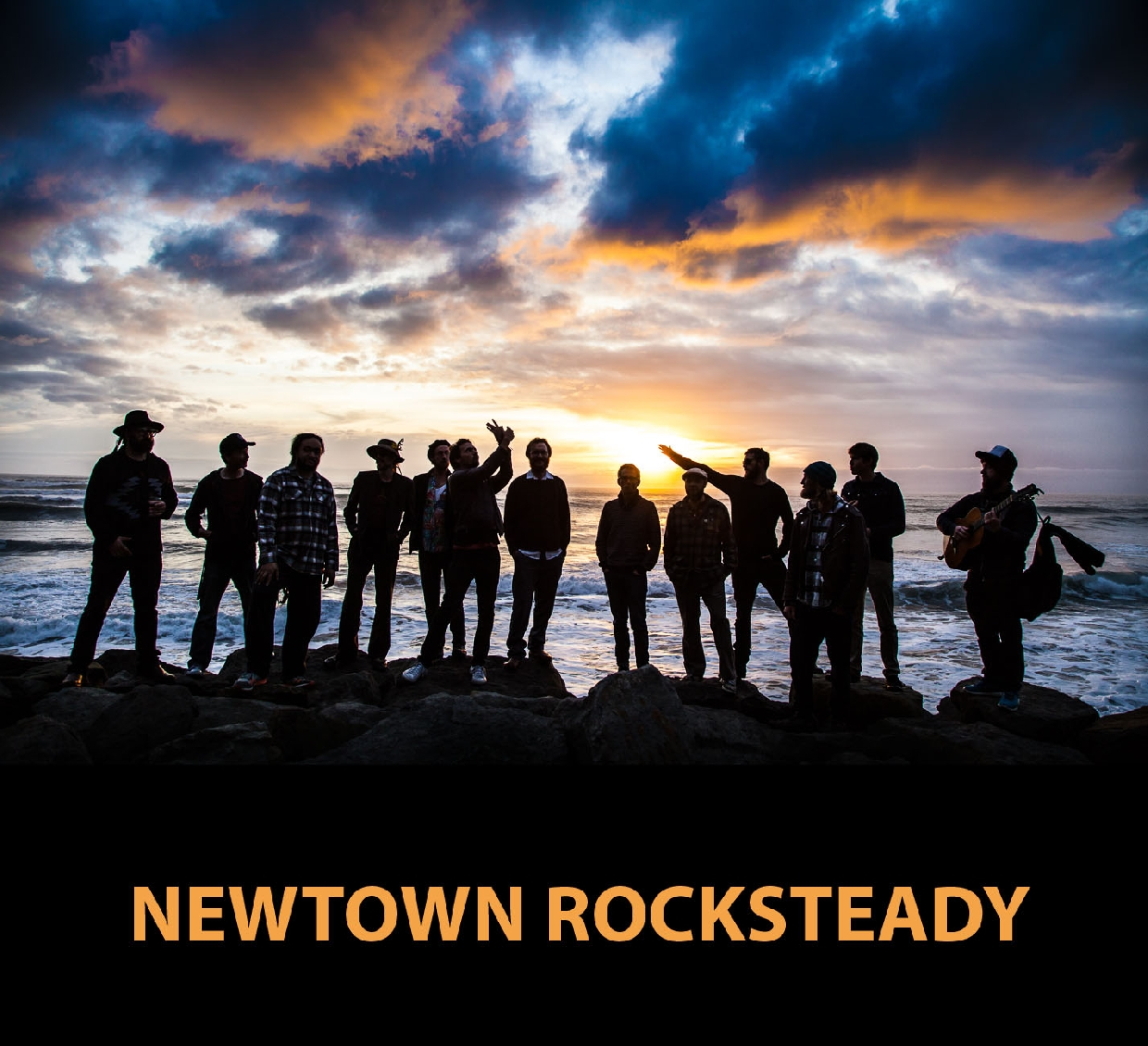 Newtown Rocksteady Shaker Maker Summer Tour 2017