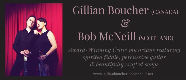 Award Winning Celtic Duo - Gillian Boucher And Bob McNeill
