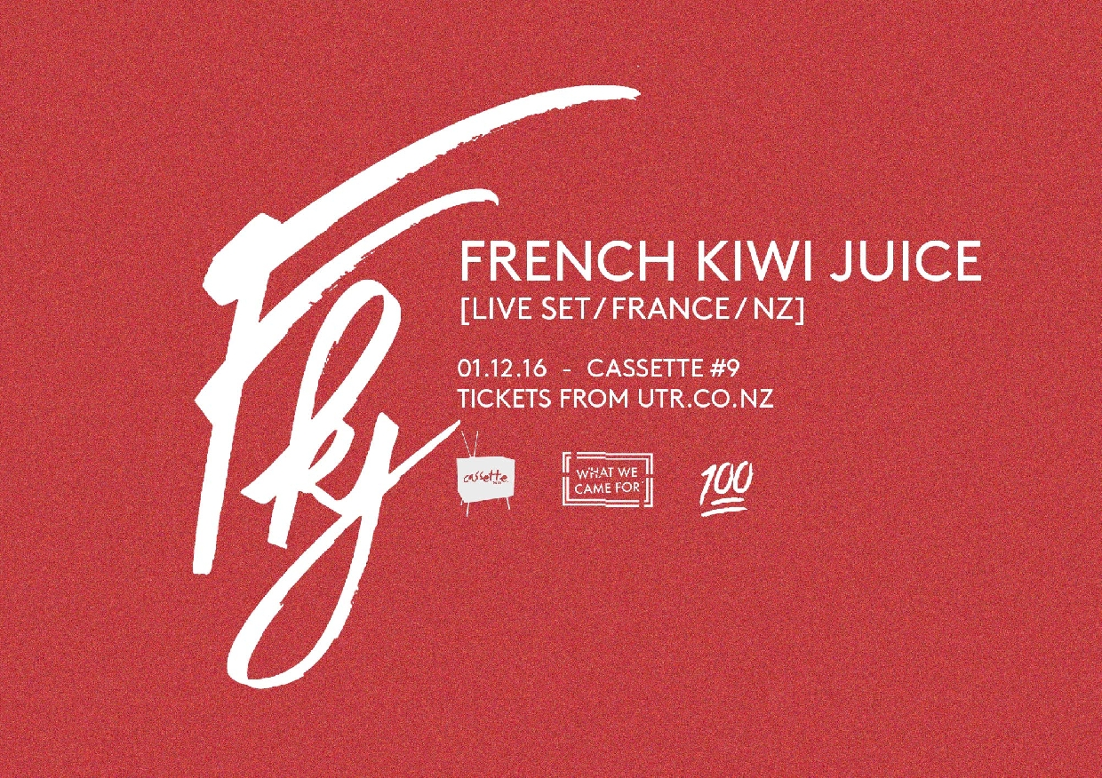 FKJ (French Kiwi Juice) Live Debut