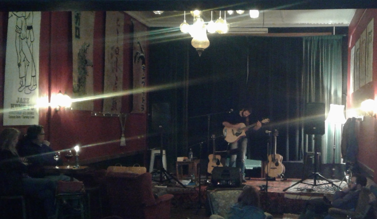 An Acoustic Evening With Fraser MacKenzie