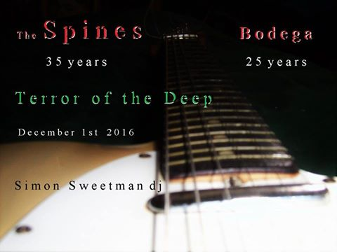 The Spines and Terror Of The Deep
