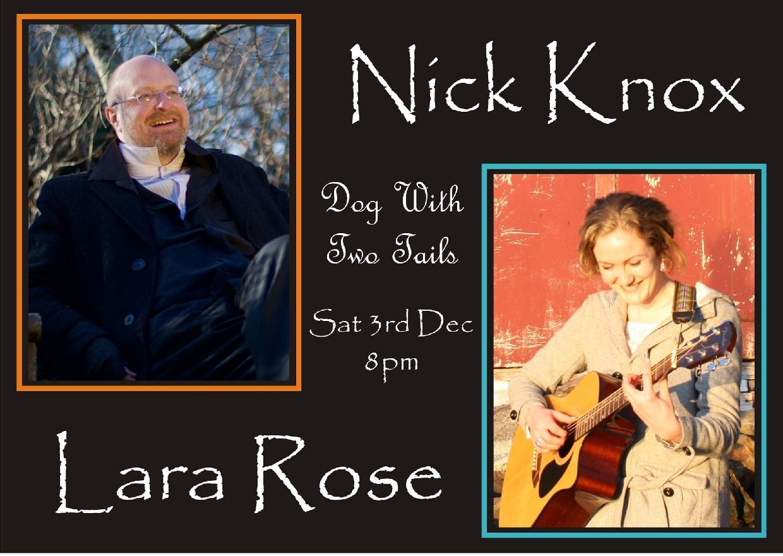 Nick Knox And Lara Rose