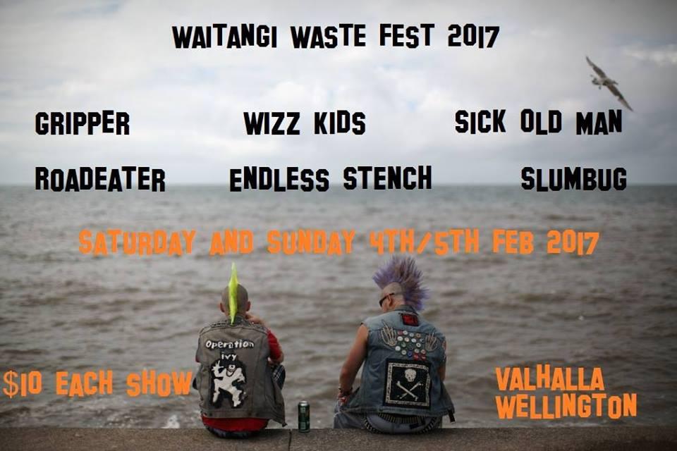 Waitangi Waste Fest: Day 1