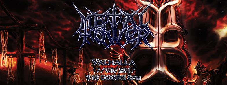 Metal Tower - Myopic Distopia Release Show