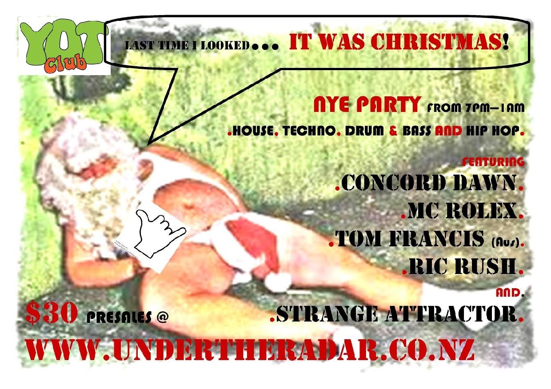 Yot New Year - Concord Dawn, MC Rolex + MORE