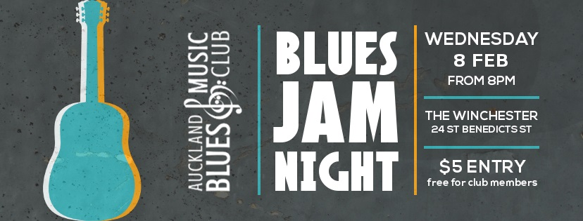 ABMC Monthly Blues Jam