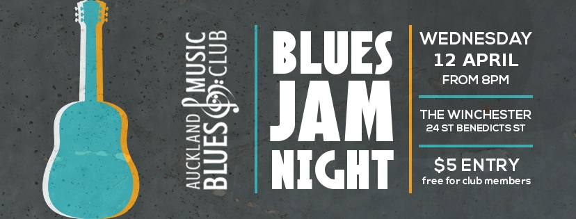 ABMC Monthly Blues Jam