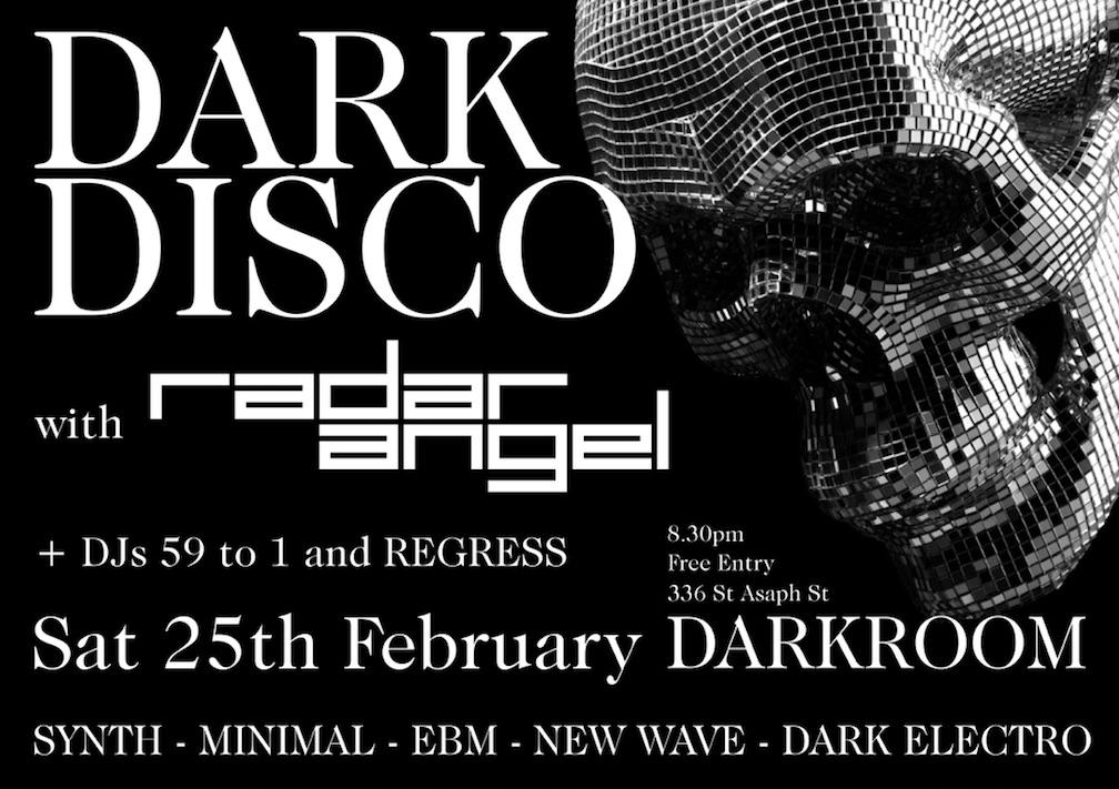 Sanctuary Presents Dark Disco