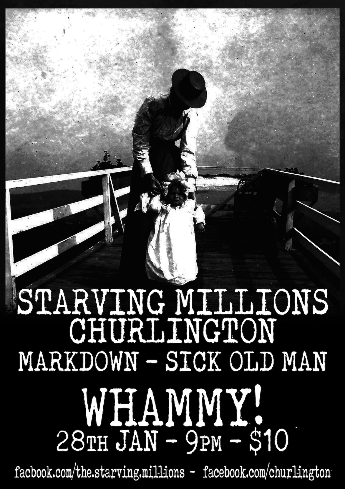 Starving Millions and Churlington
