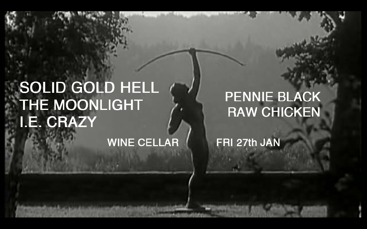 Solid Gold Hell, The Moonlight,  I.E.Crazy and Guest Djs