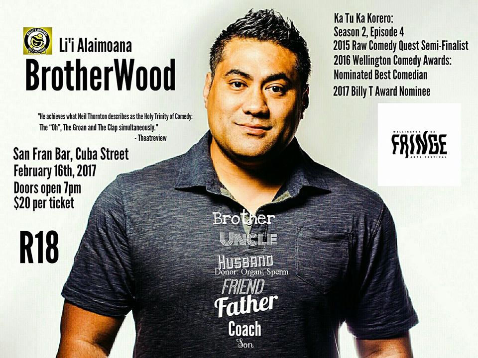 Comedy Show Brotherwood
