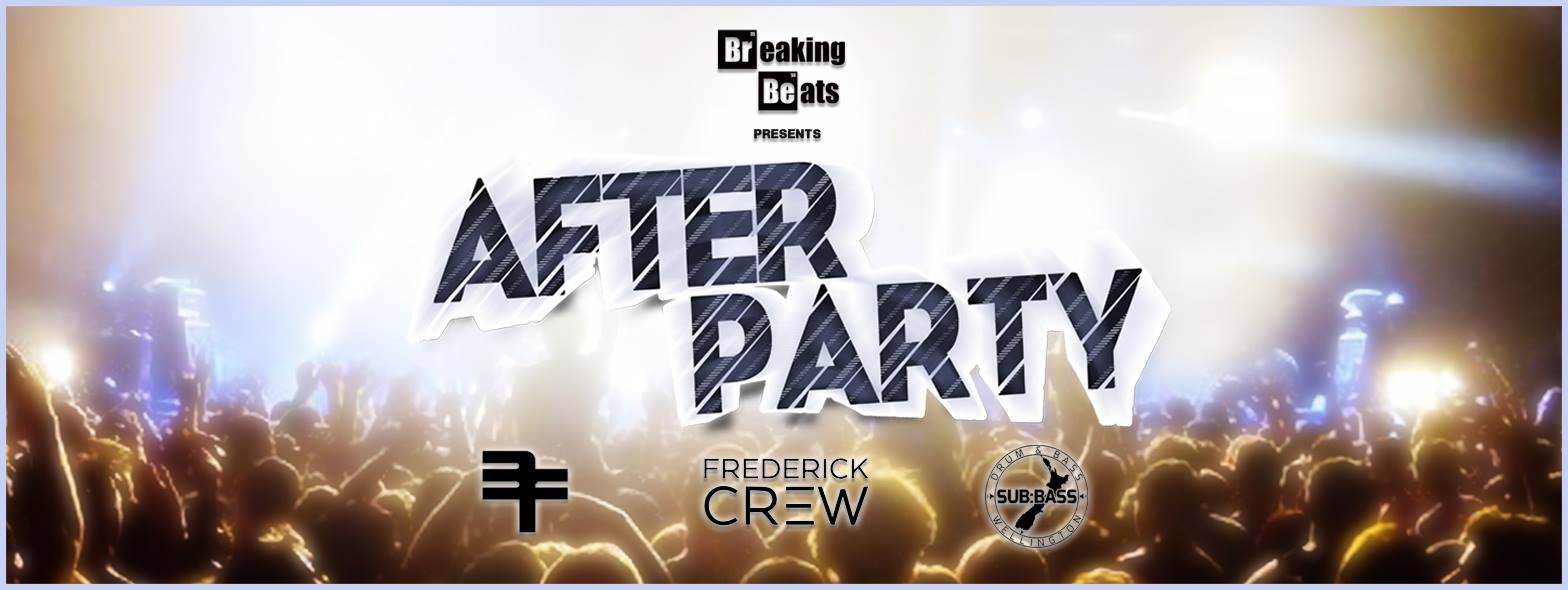 Breaking Beats After Party