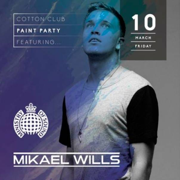 Paint Part Ft Ministry Of Sound DJ Mikael Wills And NFX