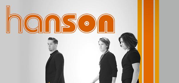 Hanson - Middle Of Everywhere Tour 2017