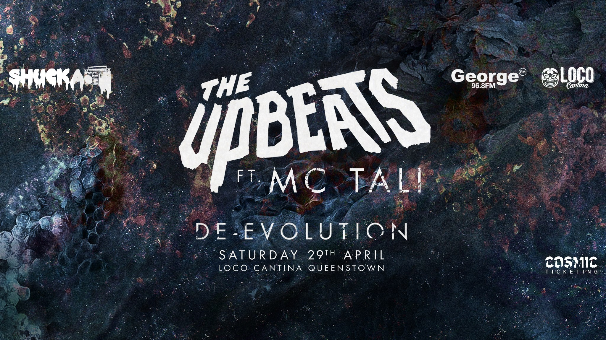 The Upbeats Ft MC Tali