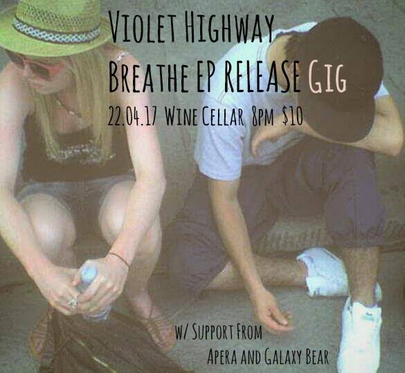 Violet Highway EP Breathe Release Show