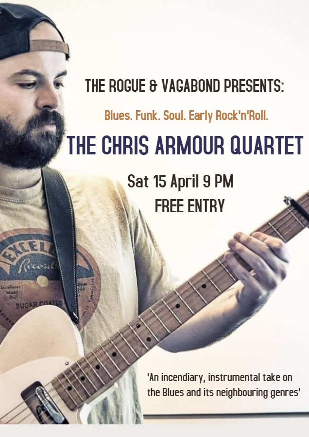 The Chris Armour Quartet