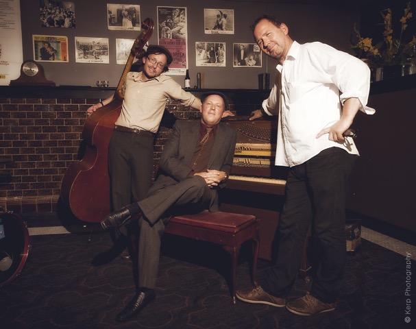 Wellington Jazz Festival: The Jelly Rolls Album Release